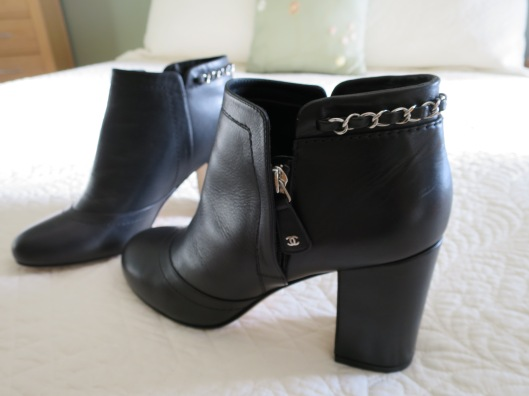 chanel boots 1