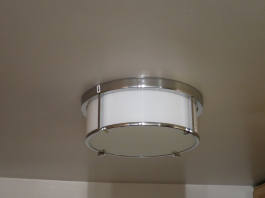 kitchen light after