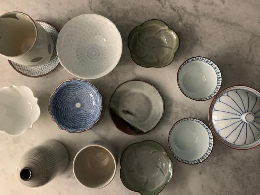 japanese pottery 1
